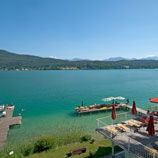 hiking holidays Austria - Ferienhotel Wörthersee